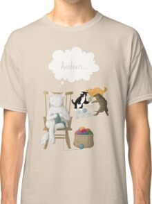 Of Cats and Yarn Classic T-Shirt