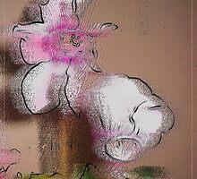 Cyclamen Whimsy 2 by Ladydi