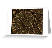 Spiral:  The Lodge Greeting Card