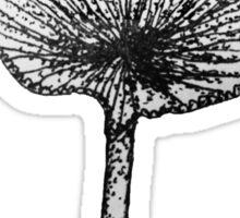 shroom-y Sticker