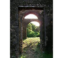 Ancient Arches, Kenya Photographic Print
