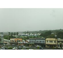 Downtown Hilo Photographic Print