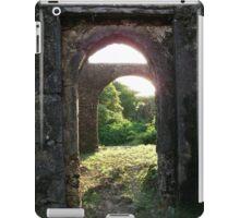 Ancient Arches, Kenya iPad Case/Skin