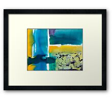 Internal Landscape 1038 Framed Print