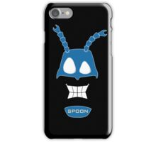 The Tick Spoon iPhone Case/Skin