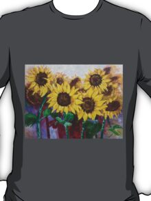 Glorious Sunflowers T-Shirt