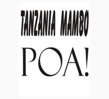 Tanzania poa by Nasibu Mwande