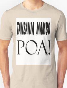 Tanzania poa T-Shirt