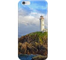Fanad Head Lighthouse, Co. Donegal iPhone Case/Skin