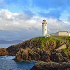 Fanad Head Lighthouse, Co. Donegal by oulgundog