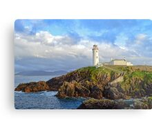 Fanad Head Lighthouse, Co. Donegal Metal Print