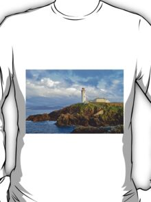 Fanad Head Lighthouse, Co. Donegal T-Shirt