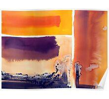Internal Landscape 1040 Poster