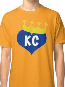Heart KC - City of Royalty Classic T-Shirt