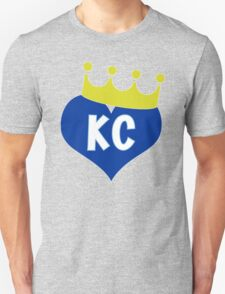 Heart KC - City of Royalty T-Shirt