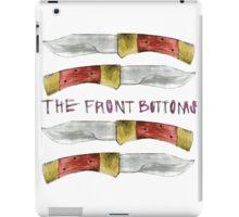 Talon of the Hawk - The Front Bottoms  iPad Case/Skin