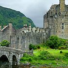 Highland Castle by Tom Gomez