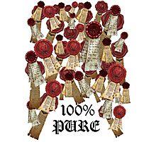 Warhammer 40k - 100% pure Photographic Print