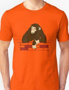 Chillin Chimp Unisex T-Shirt