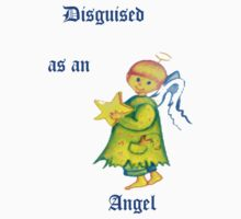 Disguised As An Angel by MaeBelle