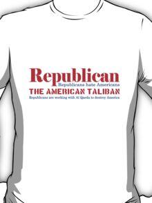 Al Qaeda proud Republican T-Shirt