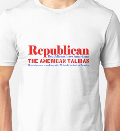 Al Qaeda proud Republican Unisex T-Shirt