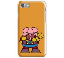 Pig And Chicks iPhone Case/Skin