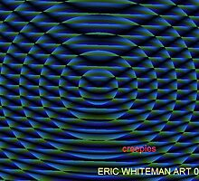 ( CREEPIES ) ERIC WHITEMAN  ART  by eric  whiteman