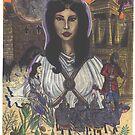 Queen Zenobia of Palmyra by Jedro