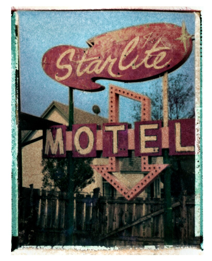 Star Lite Motel 2 by snapshotjunkie