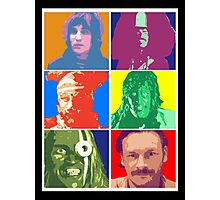 Mighty Boosh Characters Photographic Print