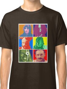 Mighty Boosh Characters Classic T-Shirt