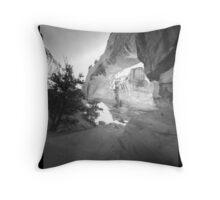 Hickman Bridge #2 Throw Pillow