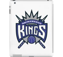 Sacramento Kings iPad Case/Skin