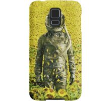 Stranded in the sunflower field Samsung Galaxy Case/Skin