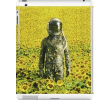 Stranded in the sunflower field iPad Case/Skin