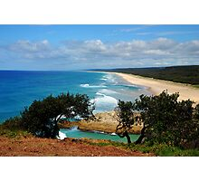 Magnificent Main Beach Photographic Print