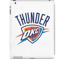 Oklahoma City Thunder iPad Case/Skin