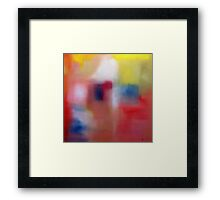 In another moment Framed Print