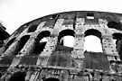 Colosseum Detail by Renee Hubbard Fine Art Photography