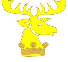 Renly Baratheon - Games Of Thrones by RockySpanish