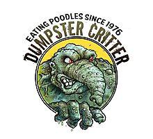 Dumpster Critter. Photographic Print