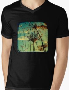 Head in the Clouds - TTV Mens V-Neck T-Shirt