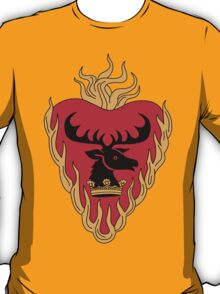 Stannis Baratheon - Game Of Thrones T-Shirt