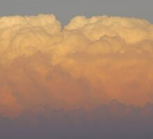 Delicate Clouds by David Lee Thompson