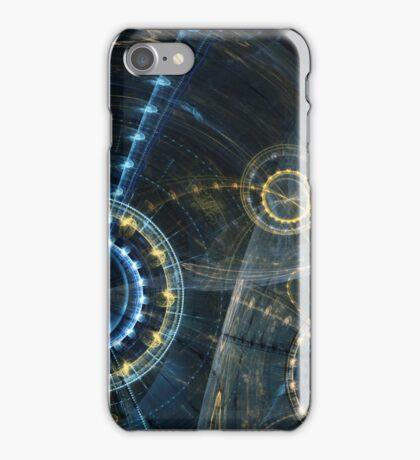 Clockwork movement iPhone Case/Skin