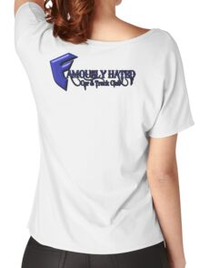 Andrews logo  Women's Relaxed Fit T-Shirt