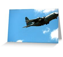 US AIR FORCE.... Greeting Card