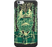 Fairbanks 142 - Into The Wild iPhone Case/Skin