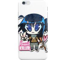 Kawaii killer T iPhone Case/Skin